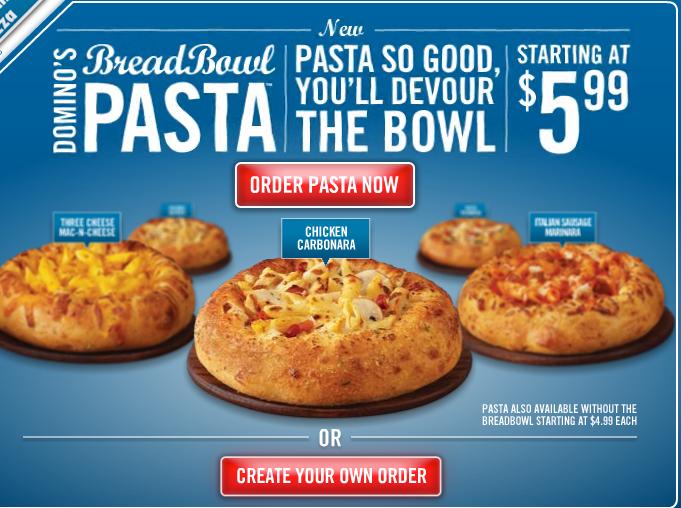 BreadBowlPasta