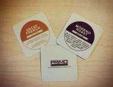 Primo Private Label Coffee Tags