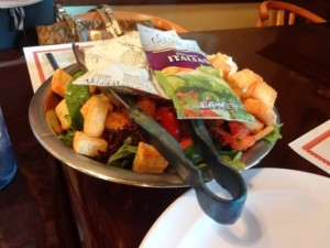 Salad Packets